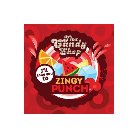 Big Mouth The Candy Shop - Zingy Punch Aroma - Big Mouth eclshop.dk