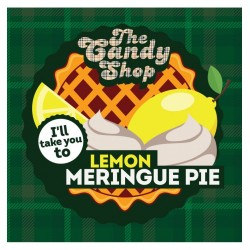The Candy Shop - Lemon Meringue Pie Aroma - Big Mouth