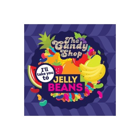 Big Mouth The Candy Shop - Jelly Beans Aroma - Big Mouth eclshop.dk