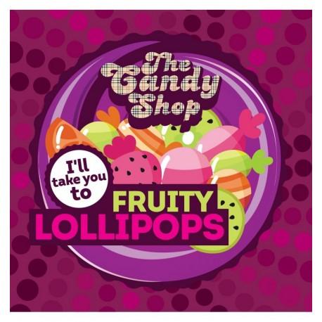 Big Mouth The Candy Shop - Fruity Lollipops - Big Mouth eclshop.dk
