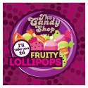 The Candy Shop - Fruity Lollipops - Big Mouth