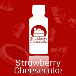 AROMA Liquid Barn - Strawberry Cheesecake, 15ml. eclshop.dk