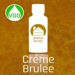 AROMA Liquid Barn - Creme Brulee, 15ml. eclshop.dk