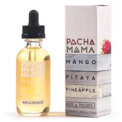 E-væske Pachamama - Mango Pitaya Pineapple by Charlie's Chalk Dust - 60ml./0mg. eclshop.dk
