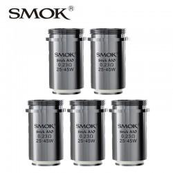Coils SMOK Stick AIO 0,23oHm coil, 5 stk eclshop.dk