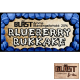 BLÄST & Mad Science Lab (MSL) Blueberry Bukkake, BLÄST Aroma - 10ml. eclshop.dk