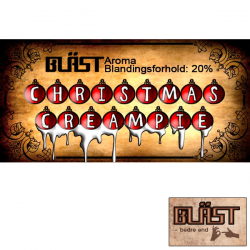 BLÄST & Mad Science Lab (MSL) Christmas Creampie, BLÄST Aroma - 10ml. eclshop.dk