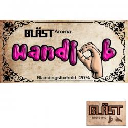 BLÄST & Mad Science Lab (MSL) Handjob, BLÄST Aroma - 10ml. eclshop.dk