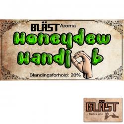 BLÄST & Mad Science Lab (MSL) Honeydew Handjob, BLÄST Aroma - 10ml. eclshop.dk
