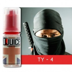 T-Juice TY-4 - T-Juice - 10ml. eclshop.dk