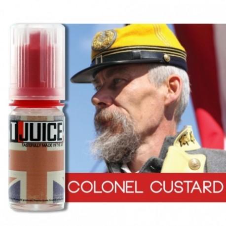 T-Juice Colonel Custard - T-Juice - 10ml. eclshop.dk