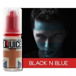 E-væske Black 'n' Blue - T-Juice - 10ml. eclshop.dk