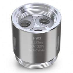 Coils Eleaf HW3 coil, 0,2oHm - 1stk eclshop.dk