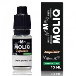 E-væske MOLIQ Sugababe - 10ml eclshop.dk