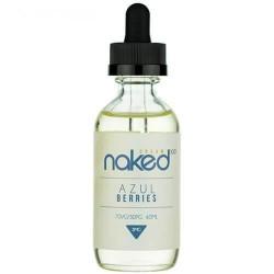 Naked 100 Naked 100 - Azul Berries - 60ml./0mg. eclshop.dk
