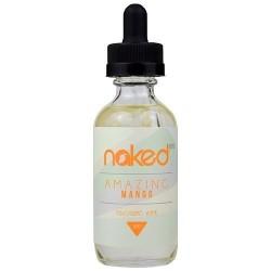 E-væske Naked 100 - Amazing Mango - 60ml./0mg. eclshop.dk