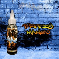SMASH, Zombie, WOW, Gold & Bellevue by 7Sense SMASH Breezy Mango 60ml. - 7Sense eclshop.dk