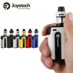 E-cigaretter Joyetech CuBox med CUBIS 2 tank - 3000mAh eclshop.dk