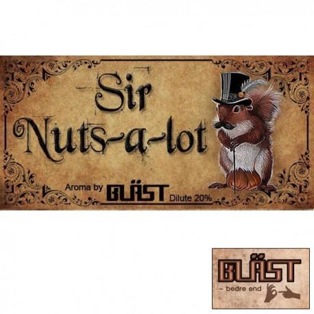 BLÄST & Mad Science Lab (MSL) Sir Nuts-a-lot, BLÄST Aroma - 10ml. eclshop.dk