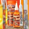Mad Hatter & Project Cloud Pineapple - Mix Fruits (Orange) by Project Cloud - 100ml./0mg. eclshop.dk