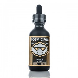 E-væske Milk And Honey by Cosmic Fog - 60ml./0mg. eclshop.dk