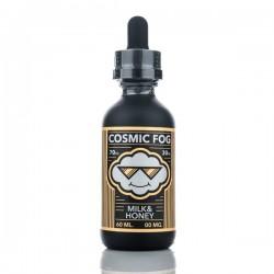 E-væske Milk And Honey by Cosmic Fog - 60ml. eclshop.dk