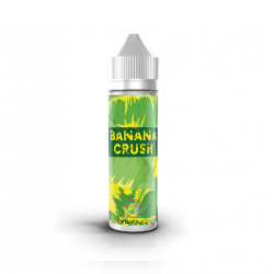Cloudy Boy & NOVA Banana Crush by NOVA, 60ml eclshop.dk