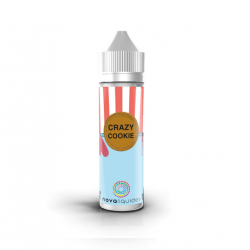 Cloudy Boy & NOVA Crazy Cookie by NOVA, 60ml eclshop.dk