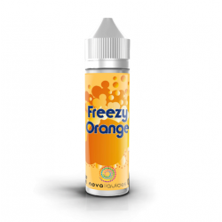 Cloudy Boy & NOVA Freezy Orange by NOVA, 60ml eclshop.dk