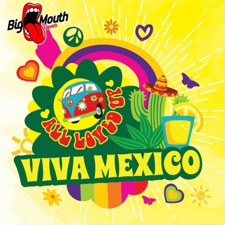 Big Mouth All Loved Up - Viva Mexico - Big Mouth eclshop.dk