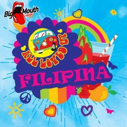 Big Mouth All Loved Up - Filipina - Big Mouth eclshop.dk