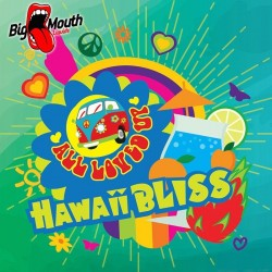 Big Mouth All Loved Up - Hawaii Bliss - Big Mouth eclshop.dk