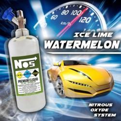 Ice Lime Watermelon By NOS E-Liquid, 60ml.