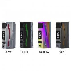 E-cigaretter Ijoy Genie PD270 MOD 234W, inkl 2 x 20700 Batterier eclshop.dk