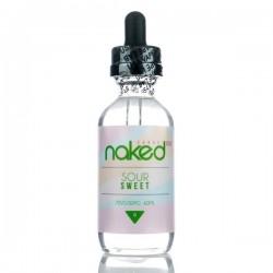 E-væske Naked 100 - Sour Sweet - 60ml./0mg. eclshop.dk