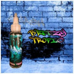 SMASH, Zombie, WOW, Gold & Bellevue by 7Sense SMASH Breezy Tropic 60ml. - 7Sense eclshop.dk