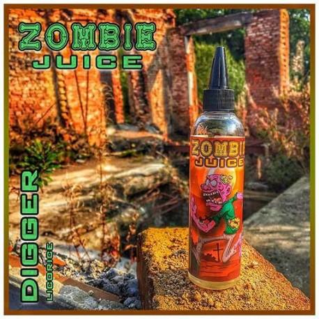 SMASH, Zombie, WOW, Gold & Bellevue by 7Sense ZOMBIE Digger 120ml. - 7Sense eclshop.dk