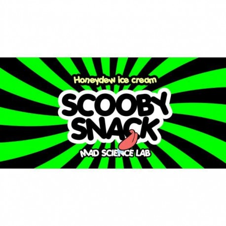 BLÄST & Mad Science Lab (MSL) Scooby Snack - Mad Science Lab Aroma - 10ml. eclshop.dk
