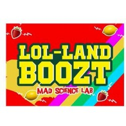 AROMA LOL-Land Bootz - Mad Science Lab Aroma - 10ml. eclshop.dk