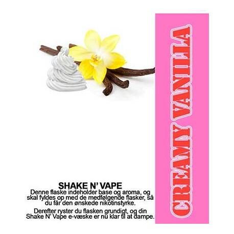ECL Premium Selected Creamy Vanilla - ECL Blend 30ml. eclshop.dk