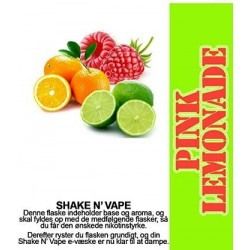Pink Lemonade - ECL Blend 30ml.