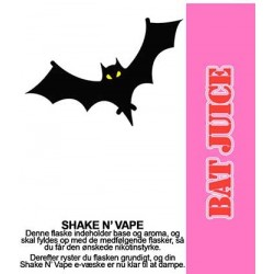 ECL Premium Selected Bat Juice - ECL Blend 30ml. eclshop.dk