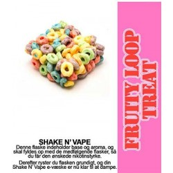 ECL Premium Selected Fruit Loops Treat - ECL Blend 30ml. eclshop.dk