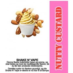 Nutty Custard - ECL Blend 30ml.