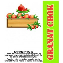ECL Premium Selected Granat Chok - ECL Blend 30ml. eclshop.dk