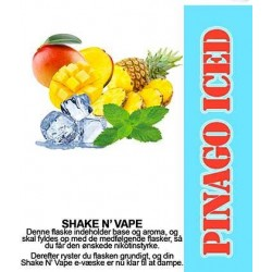 ECL Premium Selected Pinago ICED - ECL Blend 30ml. eclshop.dk