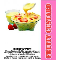 ECL Premium Selected Fruity Custard - ECL Blend 30ml. eclshop.dk