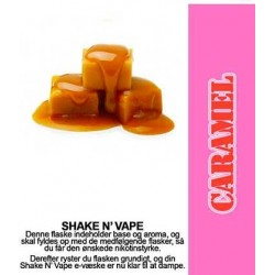 ECL Premium Selected Caramel - ECL Blend 30ml. eclshop.dk