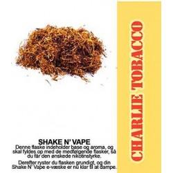 E-væske Charlie Tobacco - ECL Blend 30ml. eclshop.dk