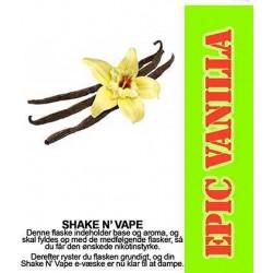 E-væske Epic Vanilla - ECL Blend 30ml. eclshop.dk
